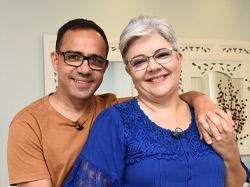 Carla Astuti e Cleto Coelho
