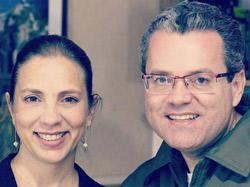 Paulo Victor e Letícia Dias
