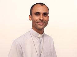 Padre Reinaldo Cazumbá