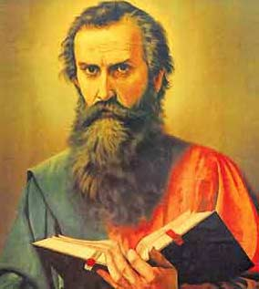 Apóstolo Paulo é novo padroeiro da cidade