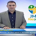 Boletim JMJ Manifestações pelo país, trilhas e últimos dias para inscrições
