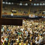 Mineiros inscritos na Jornada Mundial da Juventude