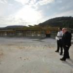 Dom Orani visita obras do Campus Fidei