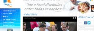 """Jovens enviam ao Papa seu compromisso de vida """"pós-JMJ"""""""