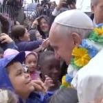 Papa Francisco visita Comunidade de Varginha