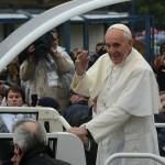 Emocionados, fiéis partilham o que significou a visita do Papa