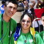 Jovens da Amazônia presentes na Jornada Mundial da Juventude