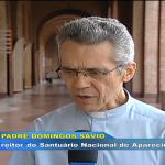 Boletim CN: Missa com o Papa no Santuário Nacional