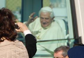 Fiéis lotaram a missa de Canonização de Frei Galvão