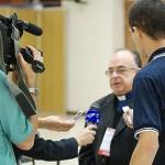 Mensagem da Comissão da V Conferência aos jornalistas