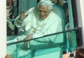 Saudade: textos e áudios das mensagens de Bento XVI no Brasil