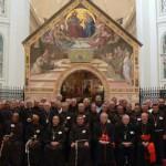 1ª vez em 800 anos: encontro mundial de bispos franciscanos