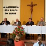 Bispos falam de projetos sociais e de evangelização