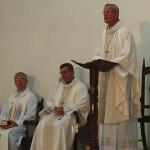 Bispo convida assembléia a preocupar-se com Pão do Céu e da terra