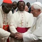Cristo é medida do verdadeiro humanismo, diz Bento XVI