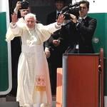 Bento XVI se despede da África