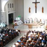 Celebração marca início dos trabalhos da 47ª Assembleia dos Bispos