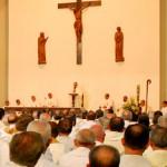 Núncio pede a Deus que faça dos bispos homens da verdade