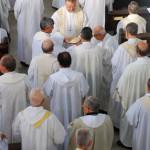 Celebração Eucarística homenageia bispos jubilandos de 2009
