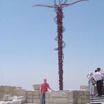 Bento XVI visitará local onde Moisés avistou Terra Prometida