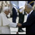 Primeiro compromisso do Papa em Jerusalém