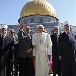 Na Esplanada das Mesquitas, Papa pede fidelidade ao único Deus