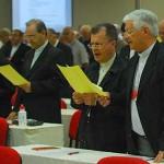 Atividades dos bispos durante Assembleia nesta terça-feira