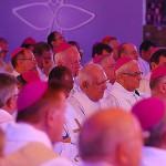 Núncio Apostólico encoraja bispos em abertura da Assembleia