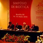 Simpósio de Bioética finaliza com dicas para a defesa da vida