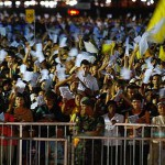 Juventude se reúne em Brasília para celebrar a Eucaristia