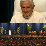 A Igreja precisa mudar? reflete Bento XVI na viagem à Alemanha