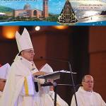 Festa da Padroeira: Maria é reflexo do coração de Deus, diz Cardeal