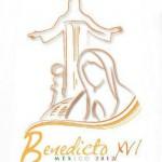 Apresentada no México logomarca da visita de Bento XVI ao país
