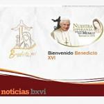 México lança site oficial da Visita Apostólica do Papa ao país