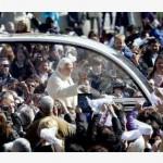 Governo mexicano define segurança da visita de Bento XVI ao país