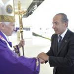 Papa agradece presidente do México pela hospitalidade