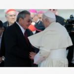 Bento XVI chega a Cuba nesta segunda-feira