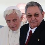 Papa irá se encontrar com Raúl Castro nesta terça-feira