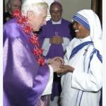 Papa se comove em encontro com Missionárias de Madre Teresa