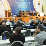 Bispos escolhem mais três delegados para o Sínodo dos Bispos
