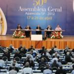 Em sessão aberta à imprensa, JMJ é tema na Assembleia dos Bispos