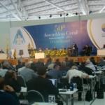 Preparativos para a JMJ são apresentados aos bispos na Assembleia