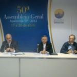 CNBB divulga nota sobre reforma do Código Penal em coletiva