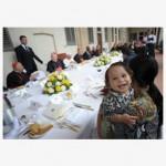 Encontro Mundial das Famílias mostra que Igreja está viva, diz Papa