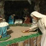 Religiosas adotam prática para vivência dos personagens do presépio