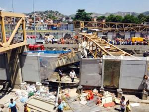 Dom Orani reza pelas vítimas de acidente na Linha Amarela