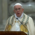 O Papa Francisco vai presidir neste sábado, 25, a oração das vésperas, por conta da festa da Conversão de São Paulo