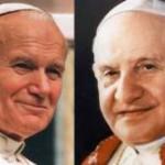 Medalhas homenageiam canonização de João XXIII e João Paulo II