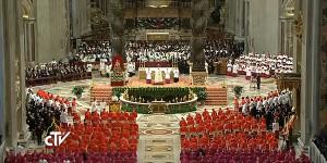 Após Consistório, Colégio Cardinalício soma 218 cardeais