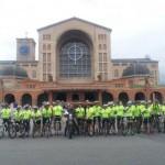 Arquidiocese do Rio promove Romaria ciclística a Aparecida (SP)